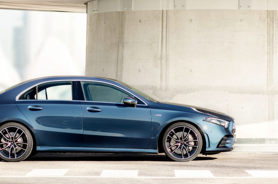 New Mercedes-AMG A 45 S 4MATIC + and CLA 45 S 4MATIC+ land in South Africa