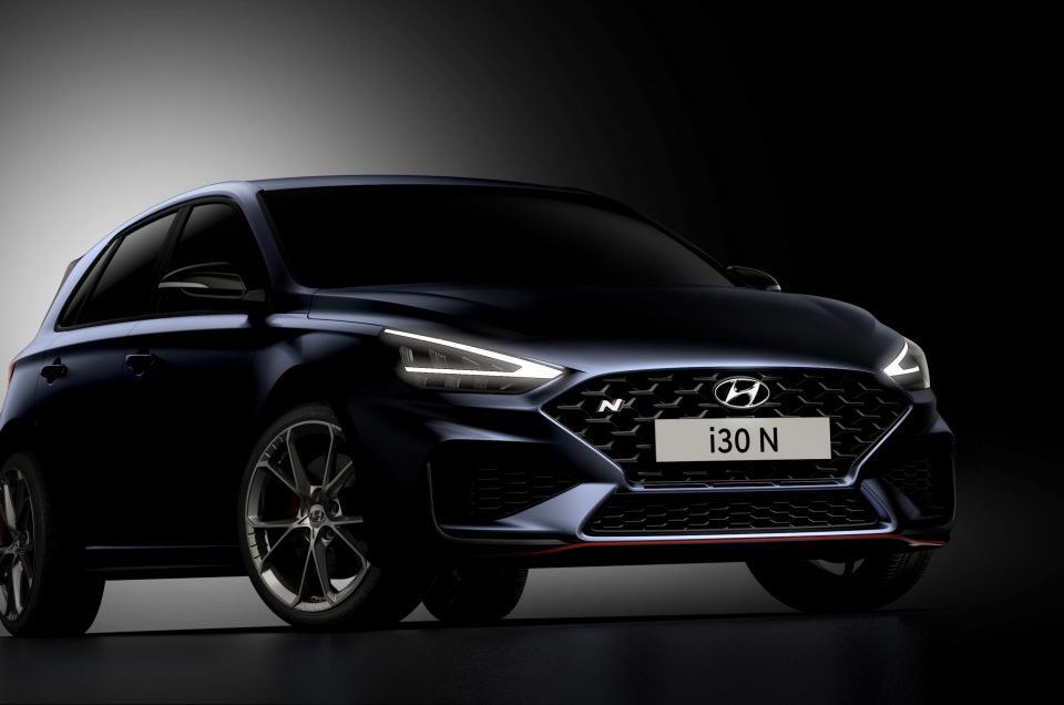 Hyundai Motor has revealed the first information about the latest generation of its best-selling hot hatch, the i30 N. In a series of low-lit images which were released today, viewers can see that the new i30 N will have an updated design focused on dynamic performance, emotion and statement.