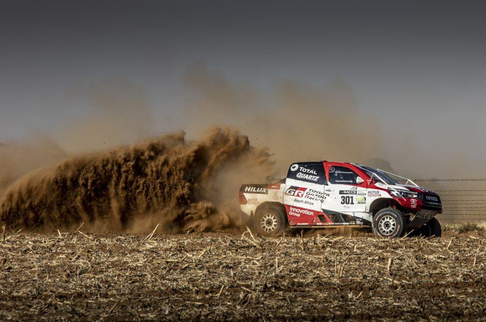 Toyota Gazoo Racing takes Double podium