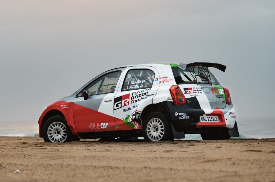 TOYOTA GAZOO RACING SA'S BOTTERILL/VACY-LYLE READY FOR ACTION AS NATIONAL RALLY CHAMPIONSHIP RESTARTS