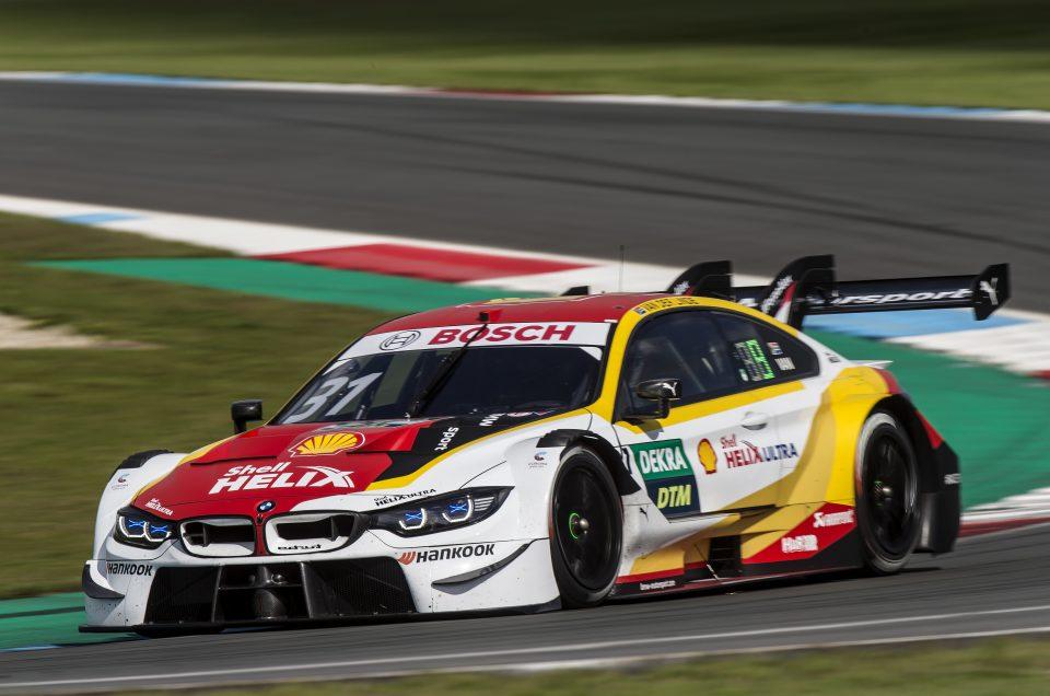 Second DTM season half to get underway in front of spectators at Nürburgring