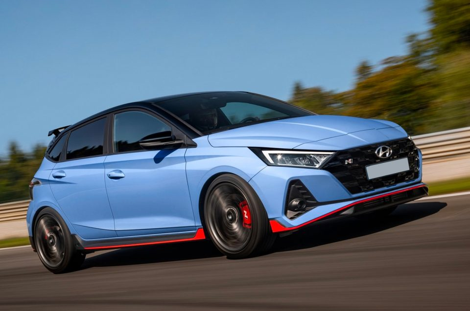 Mechanical LSD for the NEW Hyundai i20 N
