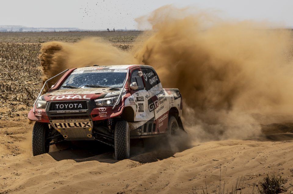 TOYOTA GAZOO RACING SA TAKES ON SACCS DOUBLE-HEADER IN PARYS THIS WEEKEND