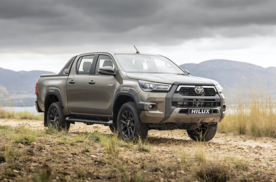 New Toyota Hilux – Tougher & More Advanced
