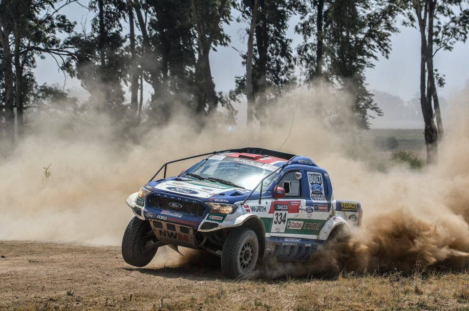 Sizzling hot action and drama galore at SA Cross Country Series finale in Parys
