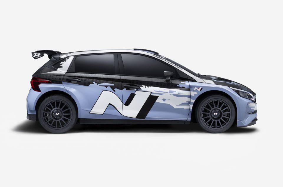 HYUNDAI MOTORSPORT CUSTOMER RACING REVEALS i20 N RALLY2 CAR TO DEBUT IN 2021