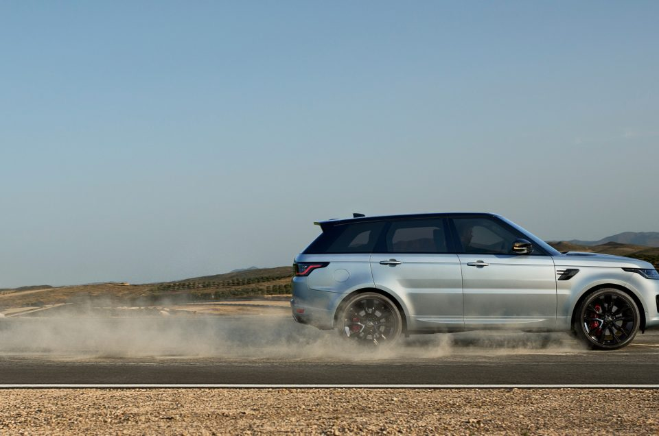 Straight-six performance and electric superchargers for Range Rover Sport