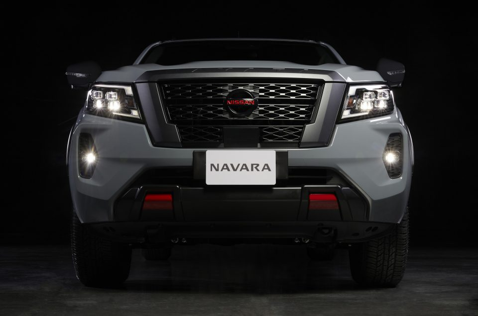 THE NEW NISSAN NAVARA